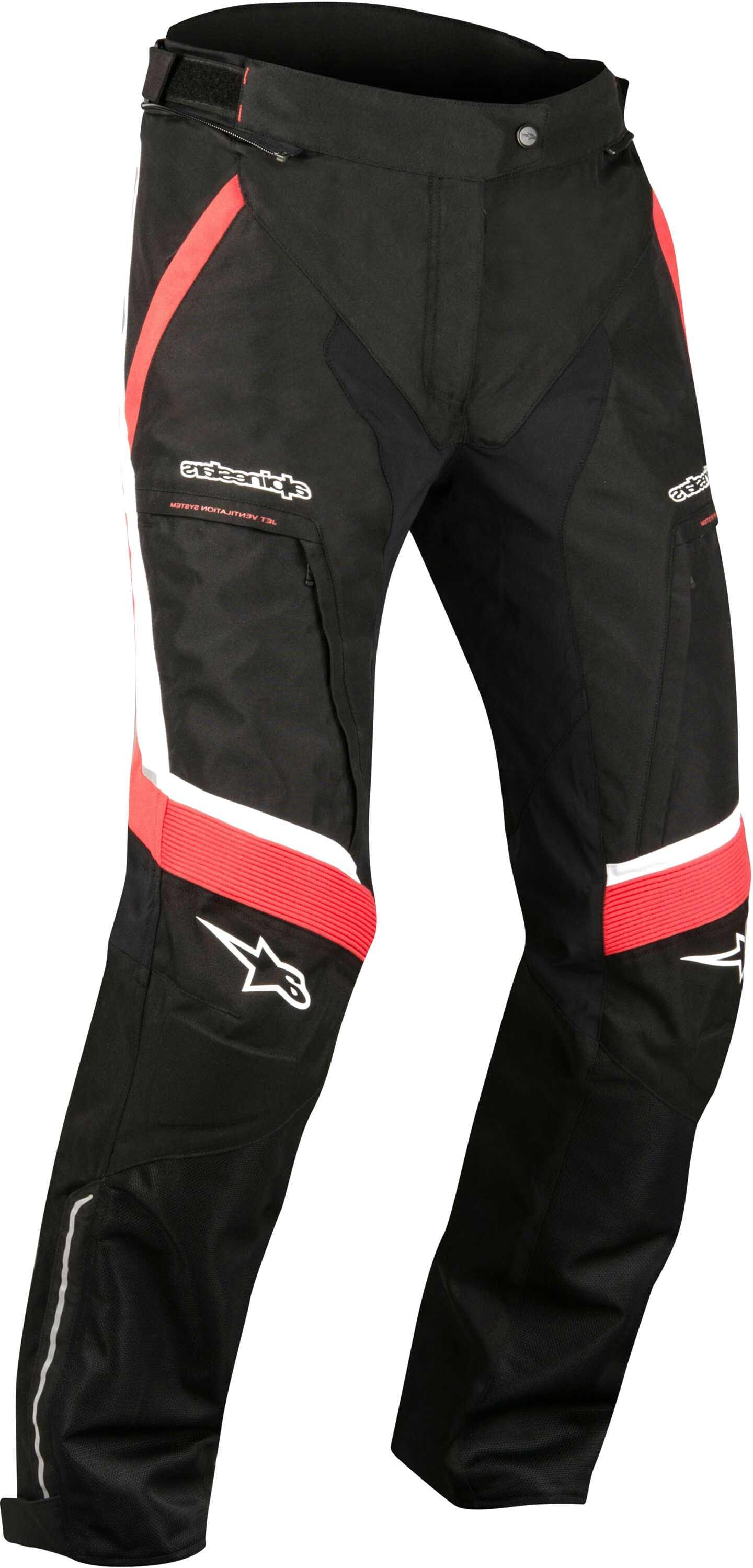 Alpinestars Ramje Air Pants Nero Alpinestars Pantaloni Moto