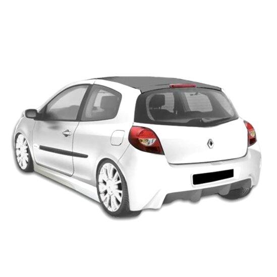 Griglia paraurti anteriore destra con sede f 2009-2012 CLIO III // SPORTOUR CLIO III 2009-2013