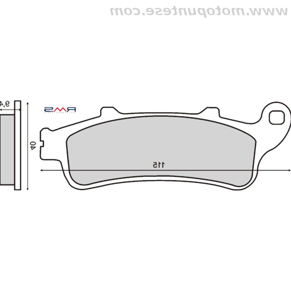 Mascherina autoradio per Citroen Xsara Picasso colore: Nero Watermark WM-6104S1 modelli dal 1999 in poi