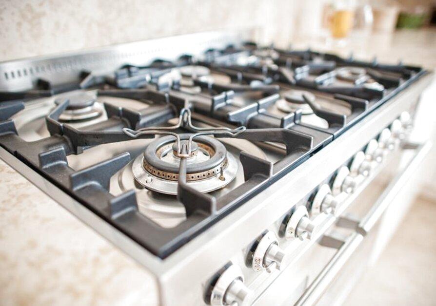 Piano Cottura Induzione Professionale Cucina Forne