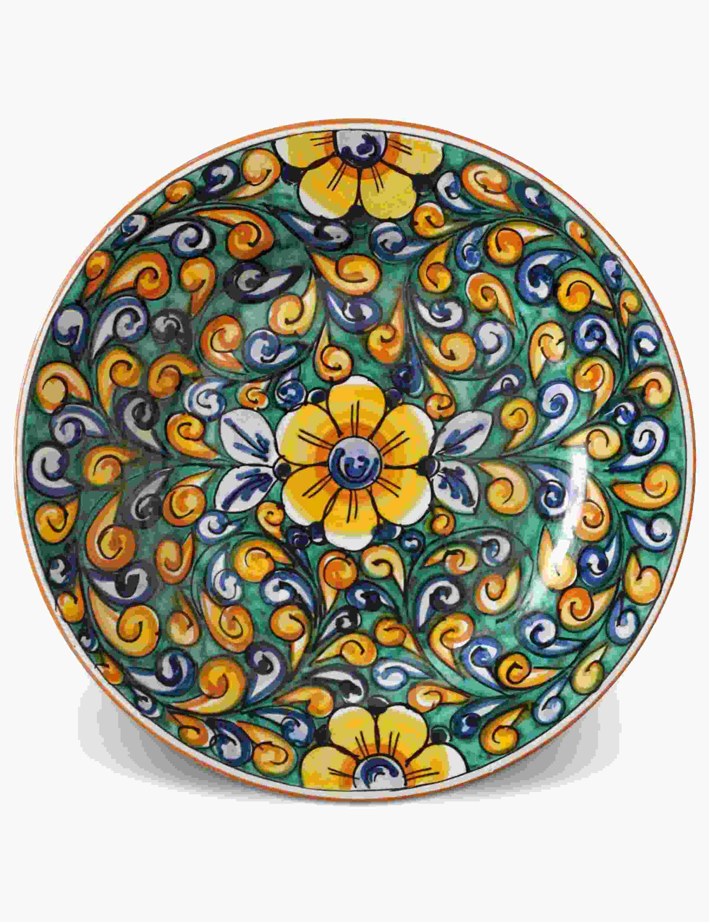 ceramica caltagirone usato