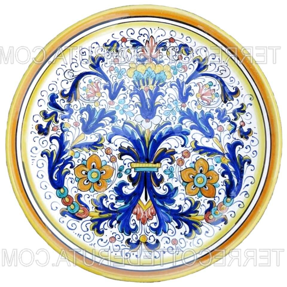 piatti ceramica deruta
