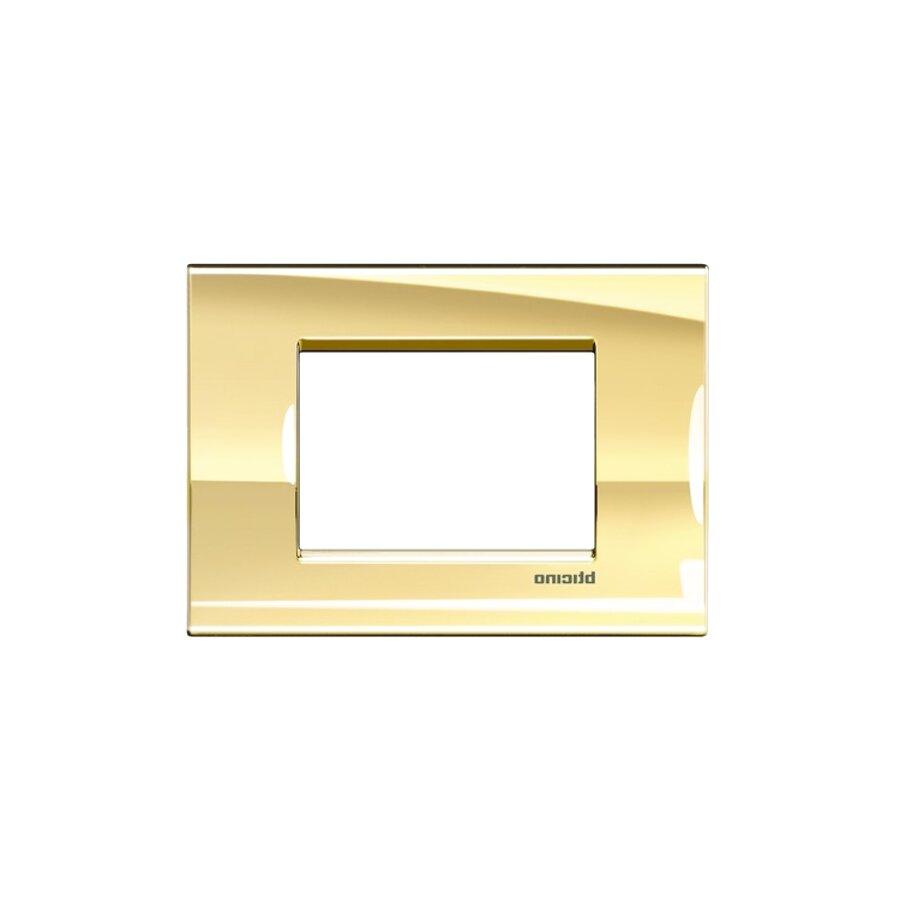 placca bticino oro usato