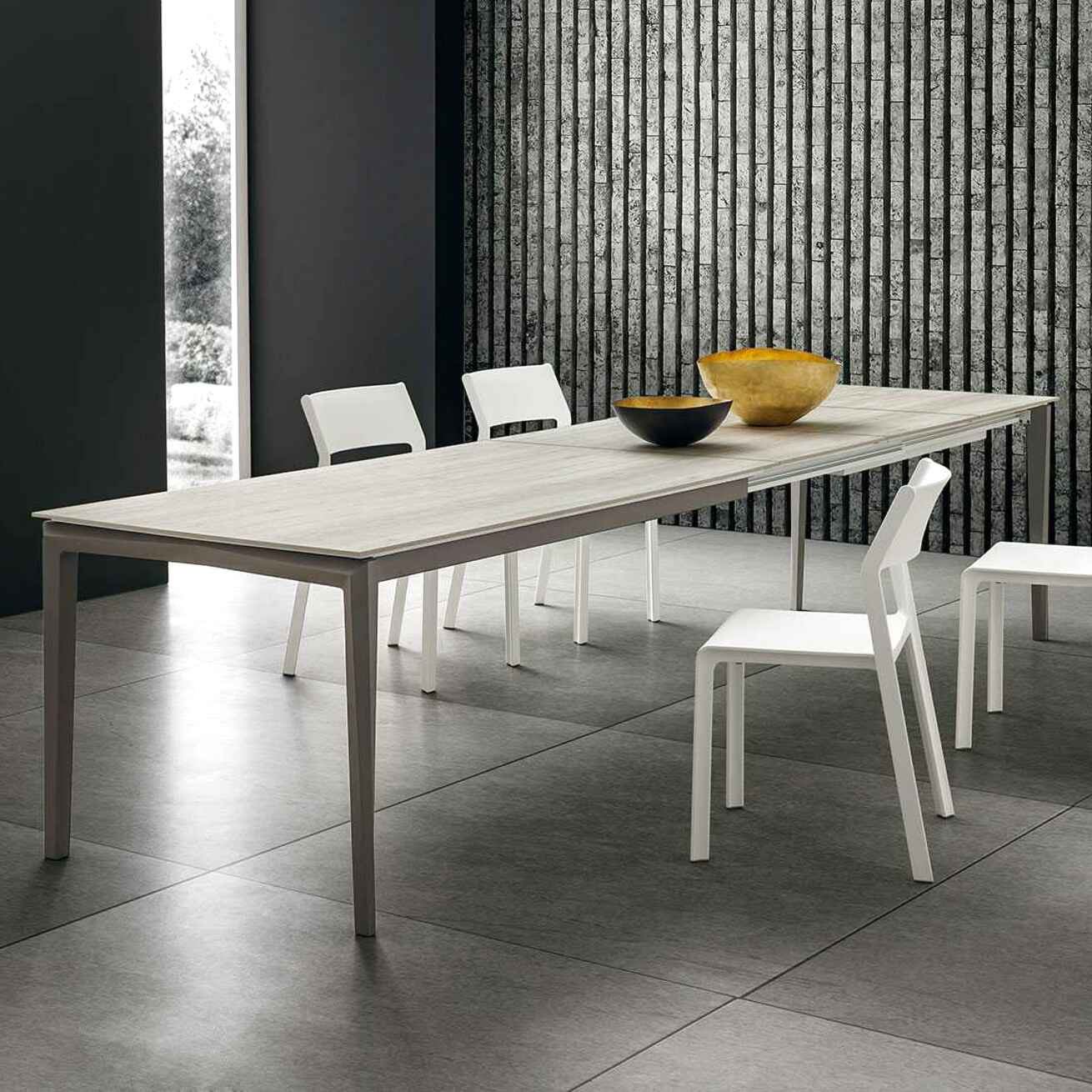 Tavolo Da Pranzo 3 Metri tavolo allungabile 3 metri