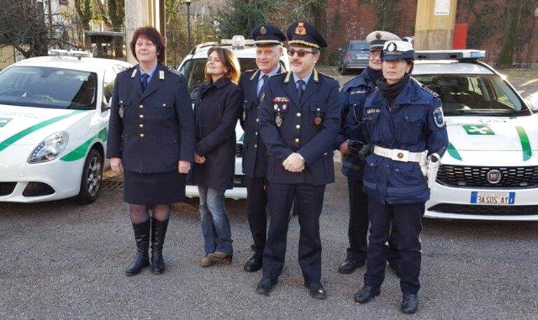 polizia locale usato
