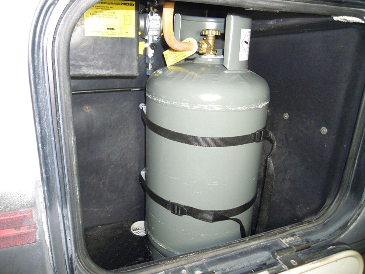 Arexons 4214 Rileva Fughe Perdite Gas Compressore Tenuta Bombole System LD214