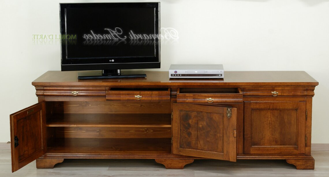 mobile porta tv legno