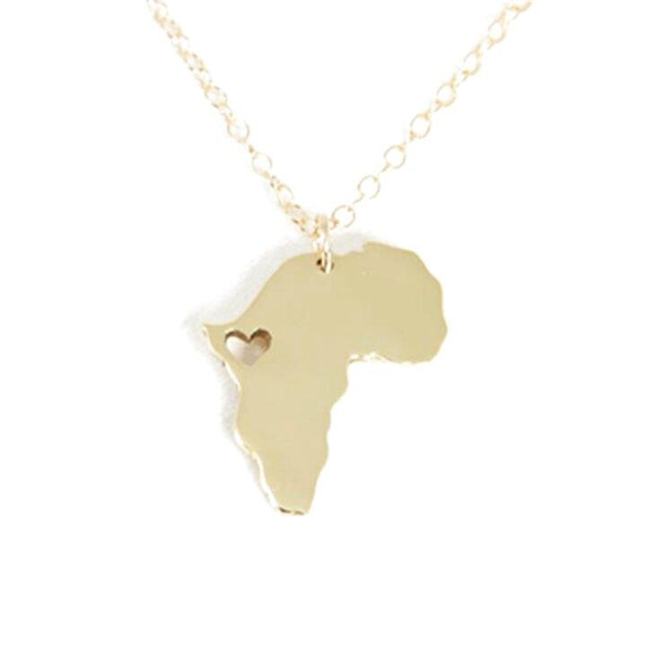 ciondolo africa usato