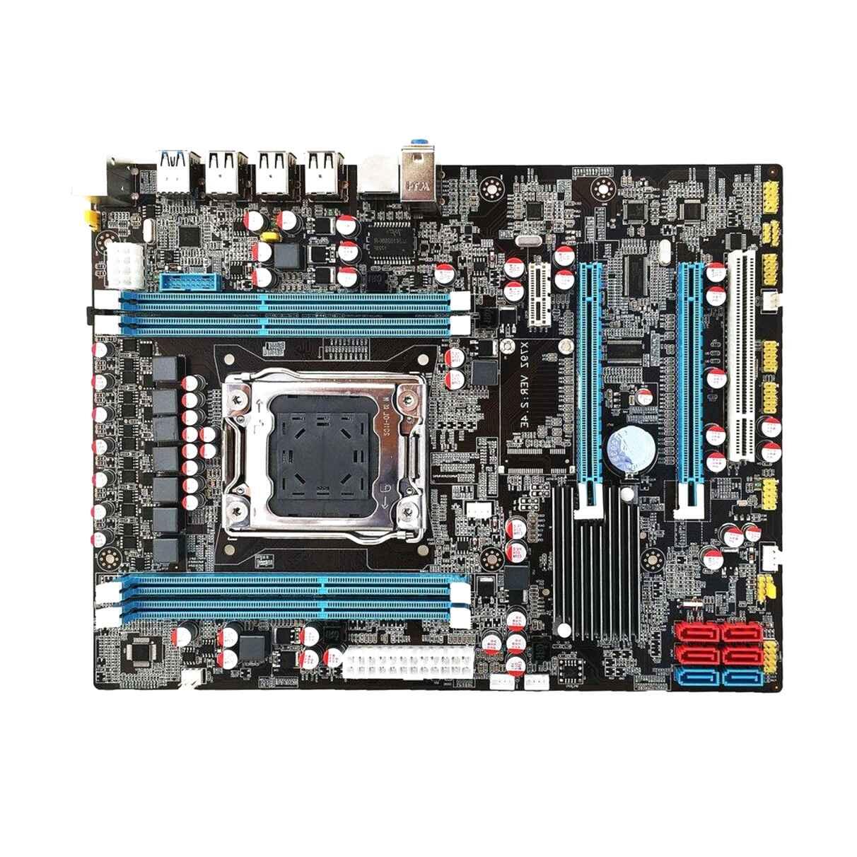 motherboard cpu ram usato