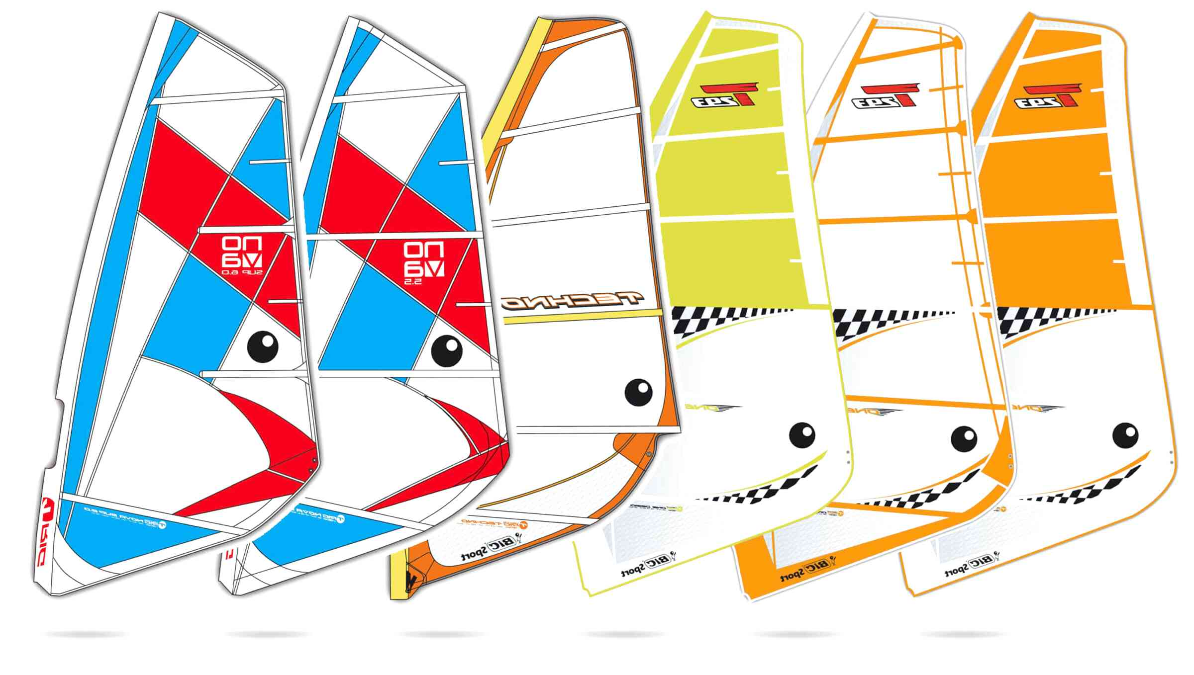 S Unisex Bic Sport pagaia Beach Multi-Coloured