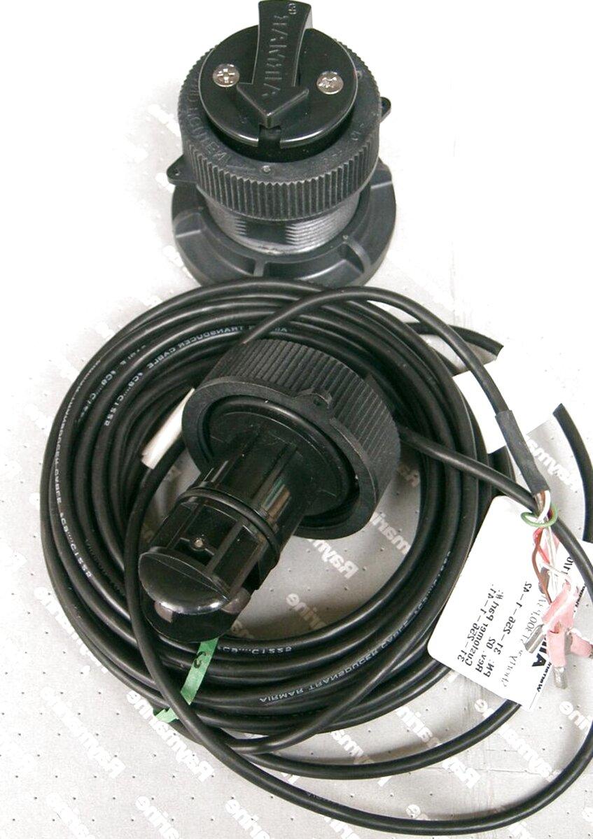 Raymarine ST30//40//60//70//290 In Hull Depth Transducer