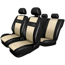 ALFA ROMEO 147 Schienale Coprisedile Auto con Ricamo disponibile in più colori!