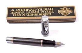 waterman penne harley davidson usato
