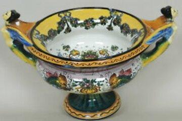 ceramiche deruta 1900 quotazioni