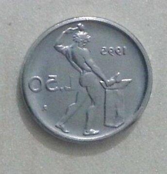 mini 50 lire usato