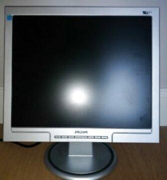 monitor philips 17 pollici usato