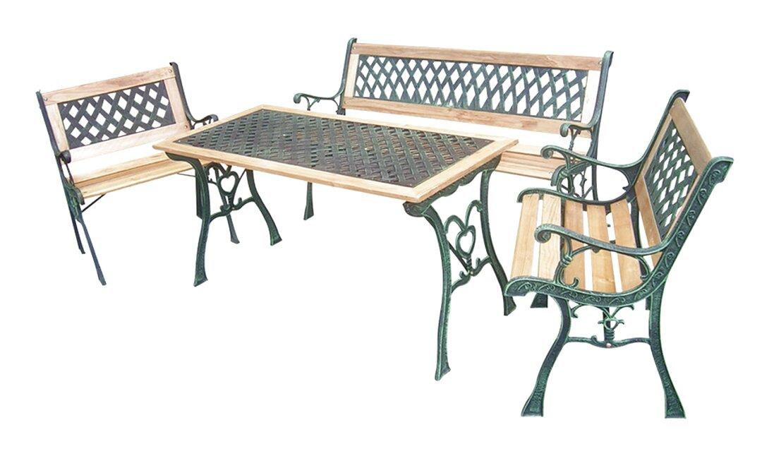 Sedie In Ghisa Da Giardino Prezzi.Set Giardino Ghisa Usato In Italia Vedi Tutte I 27 Prezzi