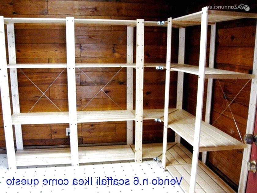 Ikea Scaffali In Legno.Scaffale Ikea Torino Usato In Italia Vedi Tutte I 15 Prezzi