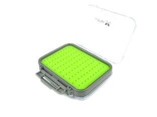 scatola porta mosche usato
