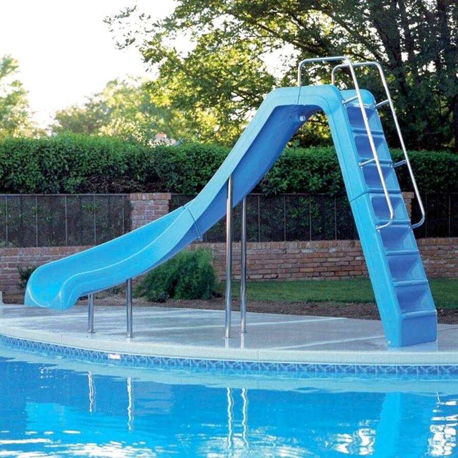 Piscine Interrate Prezzi Tutto Compreso scivoli piscina