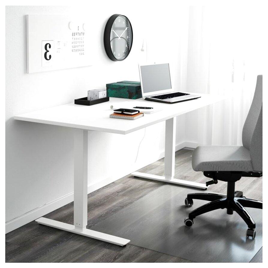 Scrivania Con Cassettiera Ikea ikea linnmon/adils - tabella bianca, 120 x 60 cm