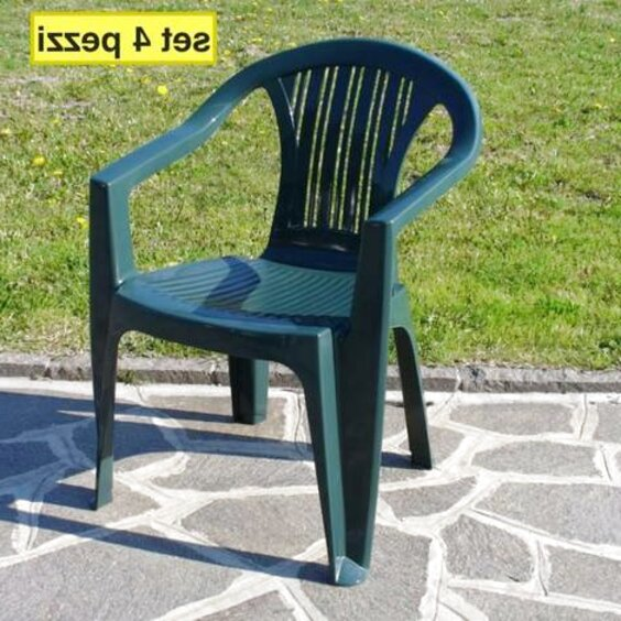 Stock Sedie In Plastica.Sedie Plastica Bar Usato In Italia Vedi Tutte I 51 Prezzi