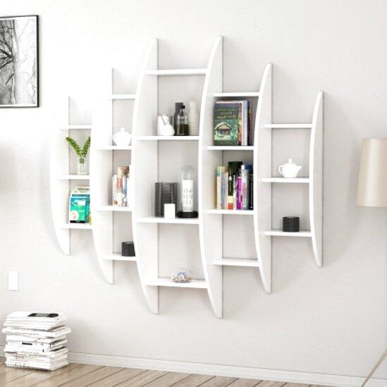 Libreria A Parete Prezzi.Libreria Parete Bianca Usato In Italia Vedi Tutte I 46 Prezzi