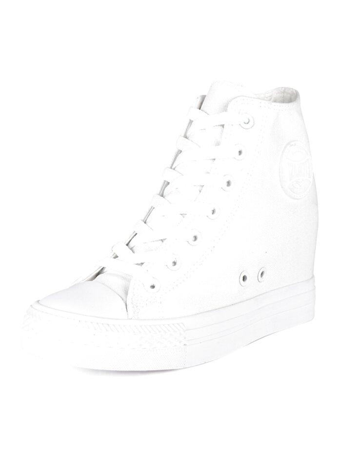 Sneakers Zeppa Bianco usato in Italia   vedi tutte i 63 prezzi!