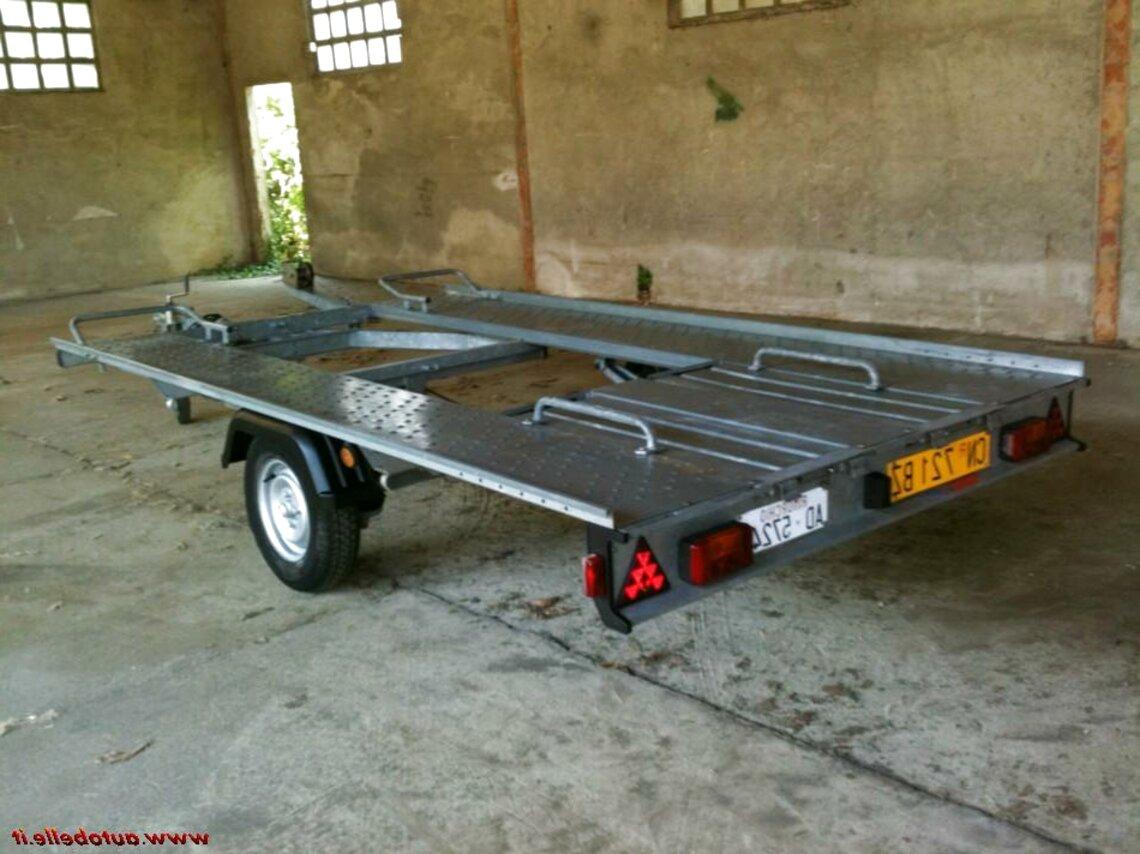 carrello auto trasporto usato
