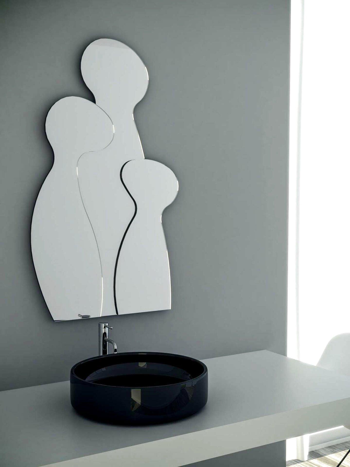 Specchio In Vetro Acrilico A Forma Di Gufo Mungai Mirrors 30 Cm Sticker Da Muro Prima Infanzia Aaaid Org
