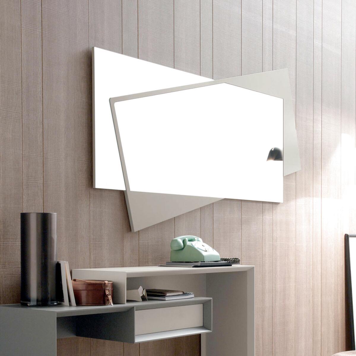 Pareti A Specchio Design specchiera moderna da arredo-ingresso-sala-specchi