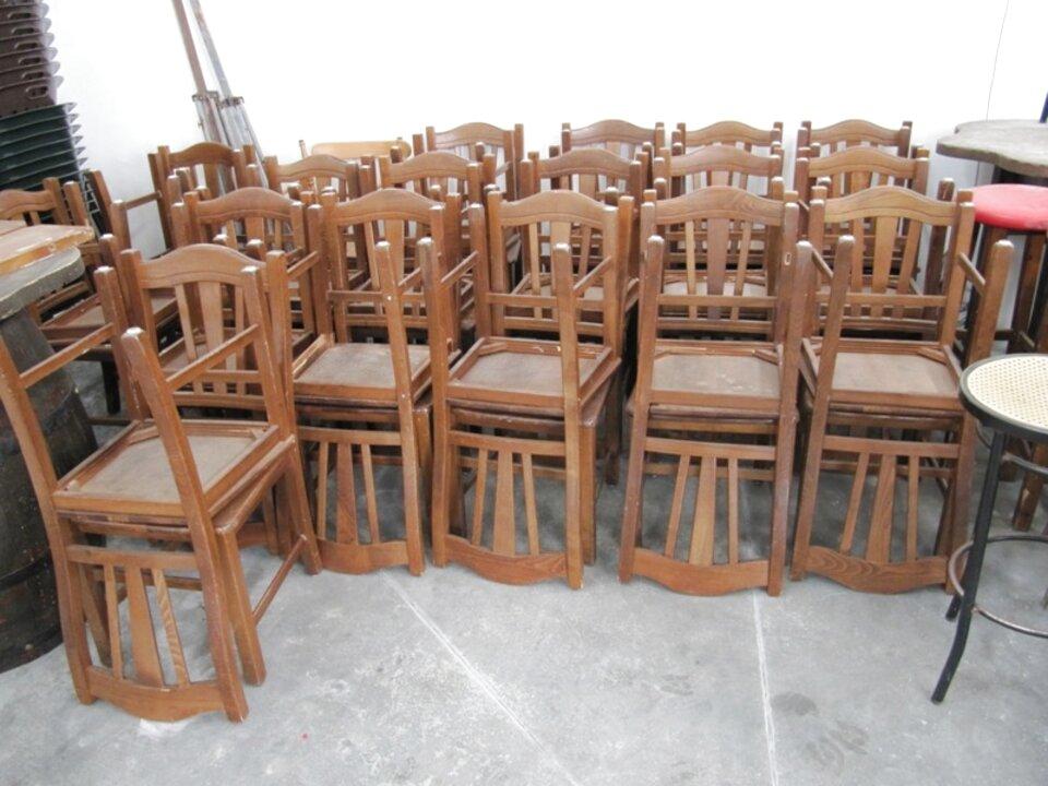 Tavoli E Sedie Per Ristorante Usati
