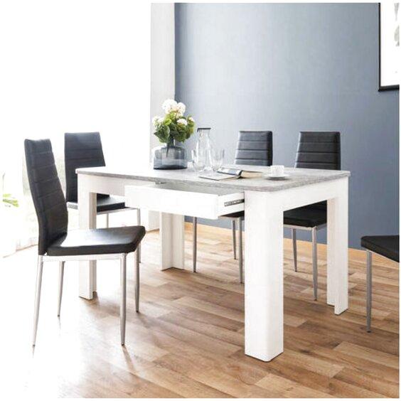 tavolo cucina bianco