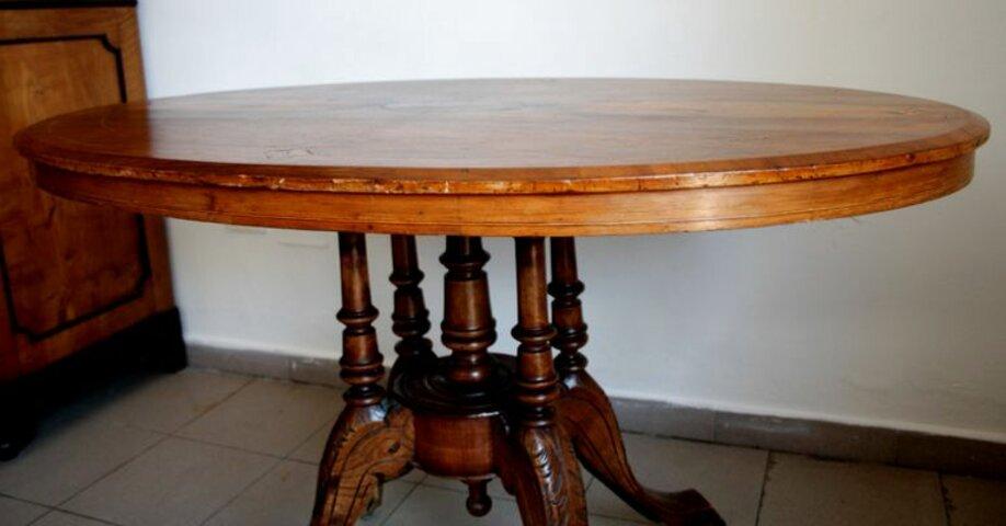 Tavolo Ovale Antico Usato In Italia Vedi Tutte I 88 Prezzi