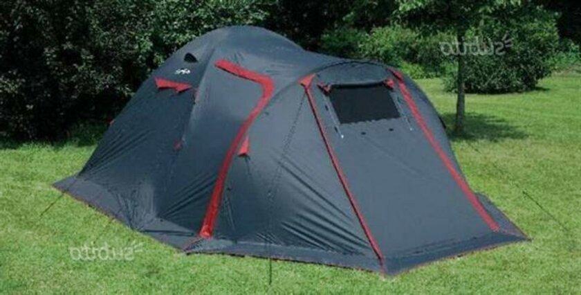 tenda ferrino pangea 6 usato