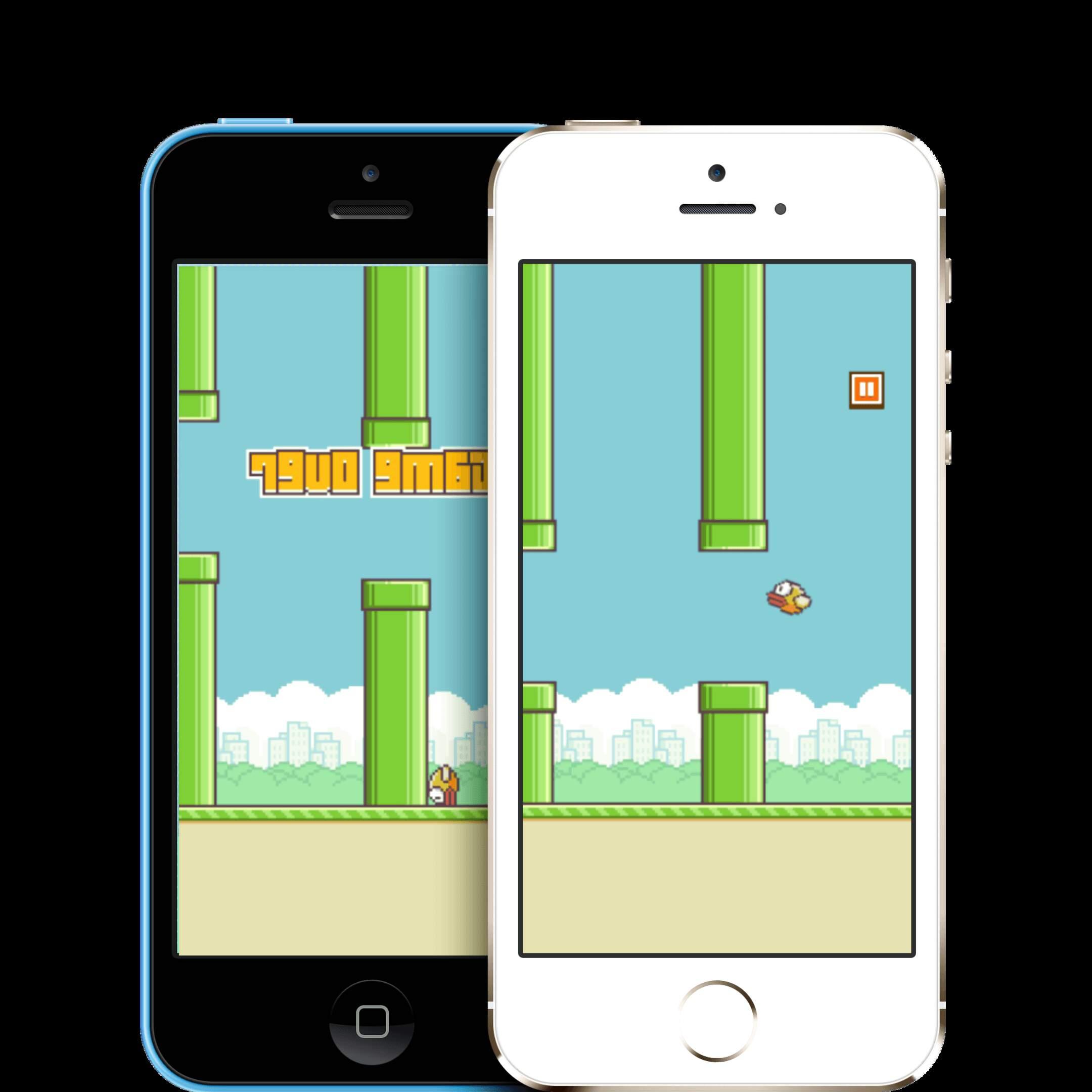 flappy bird iphone usato