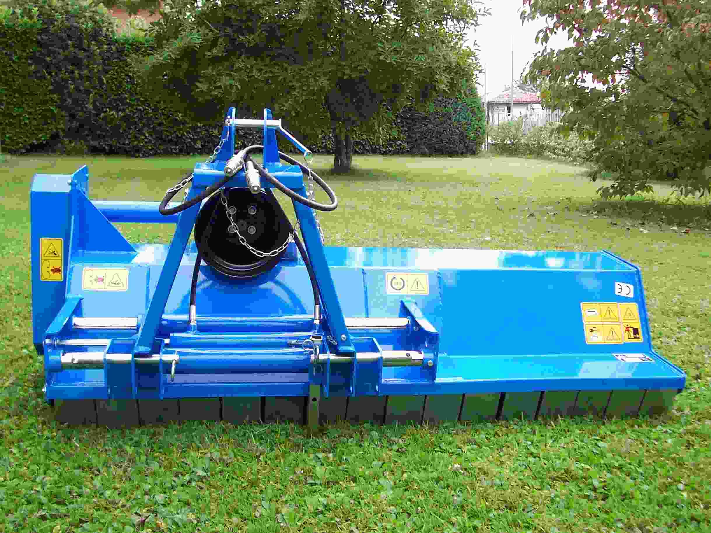 trincia trattori 50cv usato