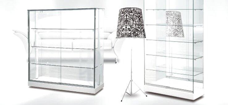 vetrinette cristallo usato