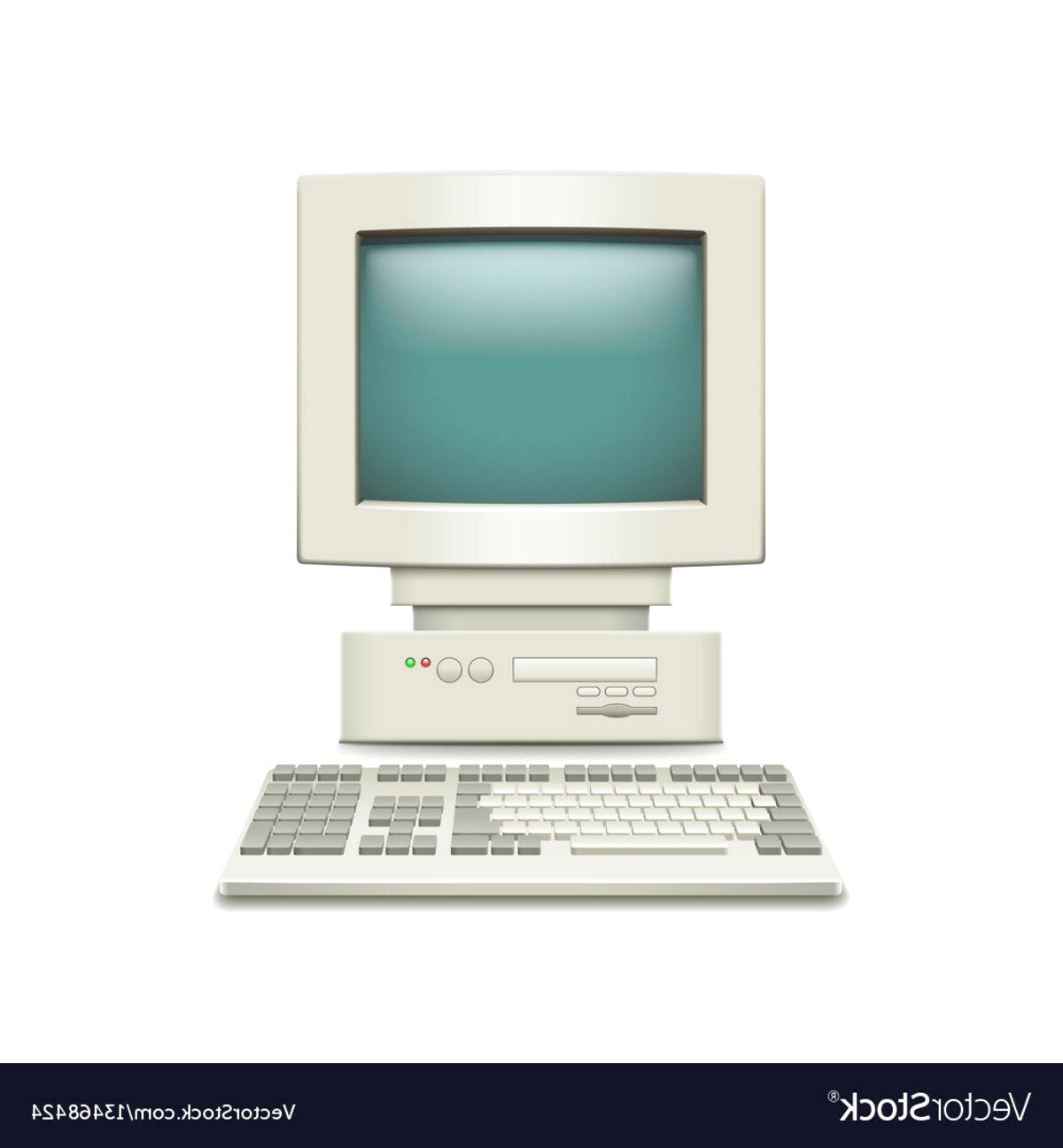 vintage computer usato