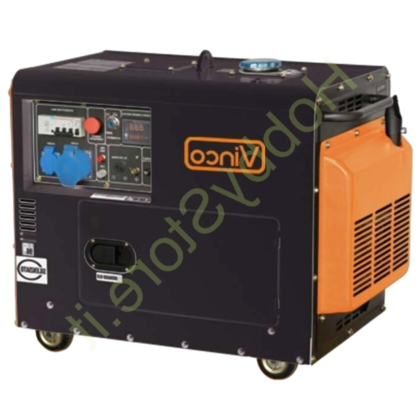 generatore silenziato 3kw usato